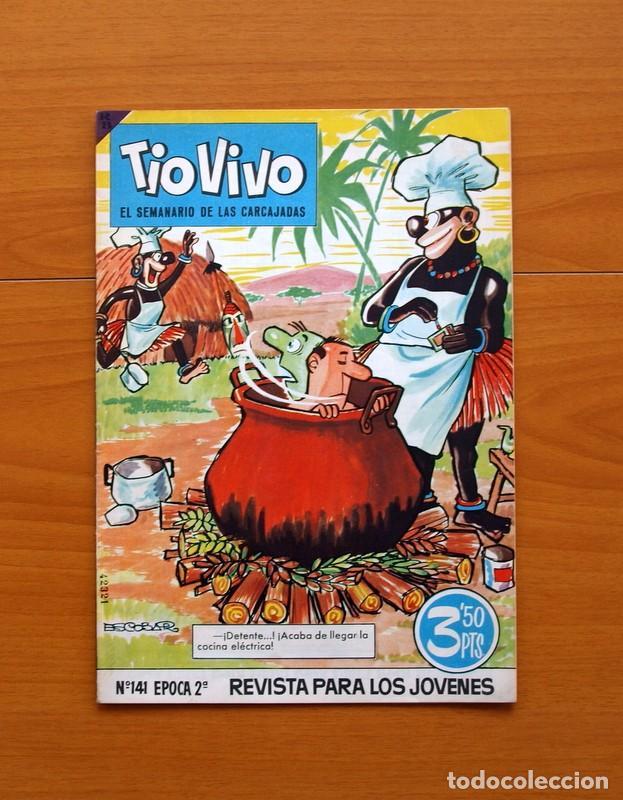 Tebeos: TIO VIVO, TIOVIVO 2ª época -Colección a falta de 2 tebeos - E. Bruguera 1961 - Ver fotos interiores - Foto 16 - 80924788