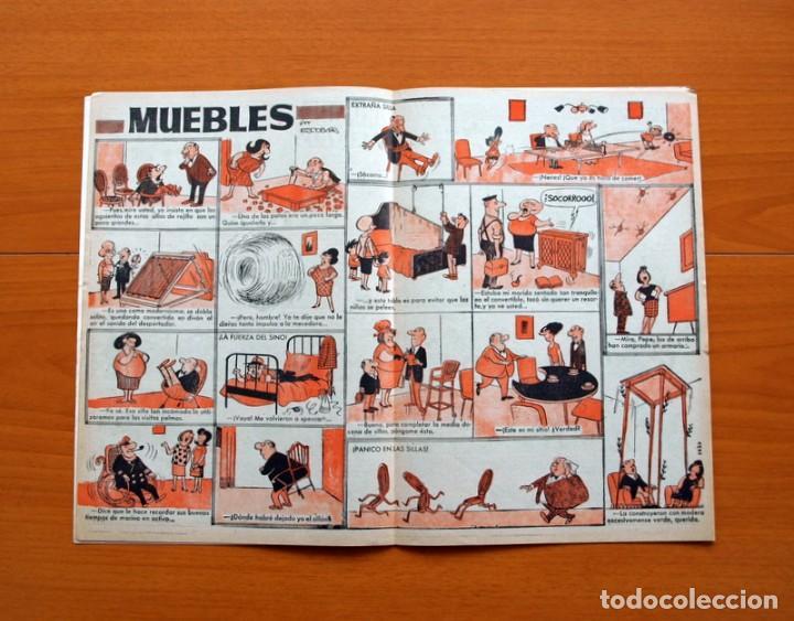 Tebeos: TIO VIVO, TIOVIVO 2ª época -Colección a falta de 2 tebeos - E. Bruguera 1961 - Ver fotos interiores - Foto 20 - 80924788