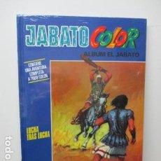 Tebeos: EL JABATO COLOR - ALBUM Nº 7 - LUCHA TRAS LUCHA - TOMO TAPA DURA - (PLANETA, NUEVO Y PRECINTADO) . Lote 81006492