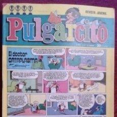 Tebeos: PULGARCITO AÑO LIX Nº 2489 REVISTA JUVENIL BRUGUERA 1979 COMIC NUEVO . Lote 81055216