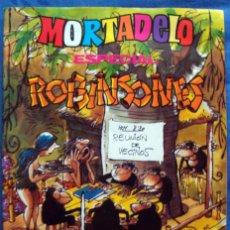 Tebeos: MORTADELO ESPECIAL Nº 176 ROBINSONES BRUGUERA 1984 NUEVO. Lote 177553972