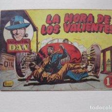 Tebeos: TEBEO DE EL INSPECTOR DAN. Lote 81099560