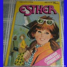 Tebeos: ESTHER Y SU MUNDO ED. BRUGUERA 1982 SERIE POCKET N.º 14. Lote 81244940