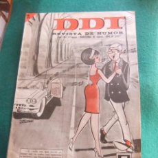 Tebeos: DDT 2ª EPOCA Nº 737 EDITORIAL BRUGUERA. Lote 81741348
