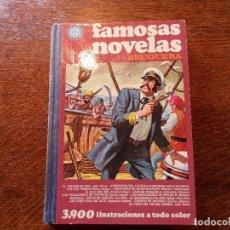 Tebeos: FAMOSAS NOVELAS BRUGUERA, VOLUMEN VII, 1ª EDICIÓN 1977. Lote 81891064