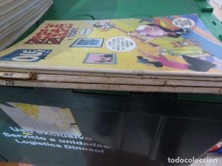 Tebeos: MORTADELO Y FILEMON COLECCION OLE EDITORIAL BRUGUERA - Foto 3 - 81896116