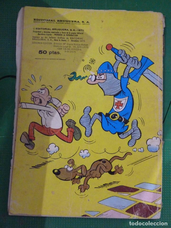 Tebeos: MORTADELO Y FILEMON COLECCION OLE EDITORIAL BRUGUERA - Foto 9 - 81896116