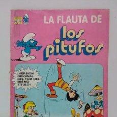 Tebeos: LA FLAUTA DE LOS PITUFOS - COLECCIÓN OLÉ - EDITORIAL BRUGUERA - Nº 1. Lote 81929604