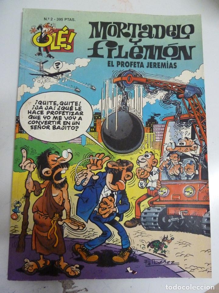 Tebeos: MORTADELO Y FILEMON COLECCION OLE EDITORIAL BRUGUERA - Foto 12 - 81896116