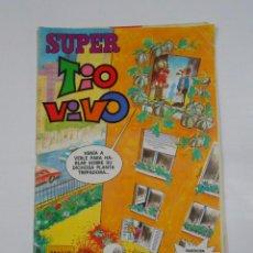 Tebeos: SUPER TIO VIVO NUMERO EXTRA Nº 77. 1979. BRUGUERA. 2ª EPOCA. TDKC22. Lote 81995356