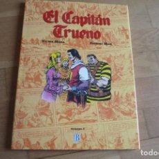 Tebeos: EL CAPITAN TRUENO 1993,VICTOR MORA Y FUENTES MAN,TOMO II,NUEVO.. Lote 81999072