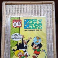 Tebeos: ZIPI Y ZAPE - Nº 2 - 1º EDICIÓN 1971 - COLECCION OLE BRUGUERA. Lote 82000776