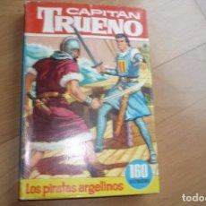 Tebeos: CAPITAN TRUENO,COLECCIÓN HEROES. LOS PIRATAS ARGELINOS.EXCELENTE ESTADO.. Lote 82061196