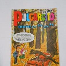 Tebeos: PULGARCITO EXTRA Nº 40, OTOÑO EN JA, JA, JA.... BRUGUERA 1983. TDKC22. Lote 82077488