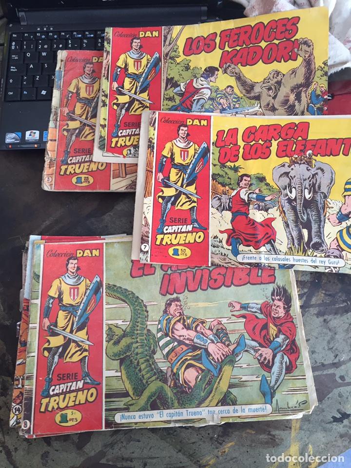 EL CAPITÁN TRUENO 1958 ORIGINAL (Tebeos y Comics - Bruguera - Capitán Trueno)