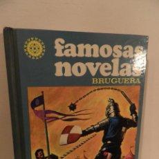Tebeos: FAMOSAS NOVELAS Nº II (2) PRIMERA 4ª EDICIÓN. BRUGUERA 1981. BUEN ESTADO... Lote 82511156