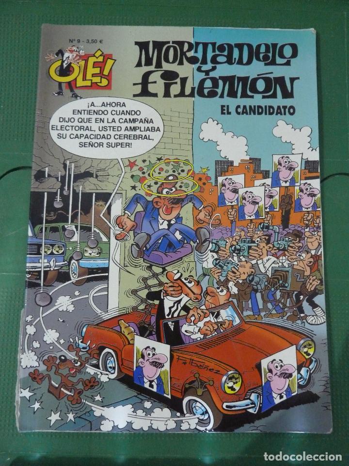 Tebeos: MORTADELO Y FILEMON COLECCION OLE EDITORIAL BRUGUERA - Foto 16 - 81896116