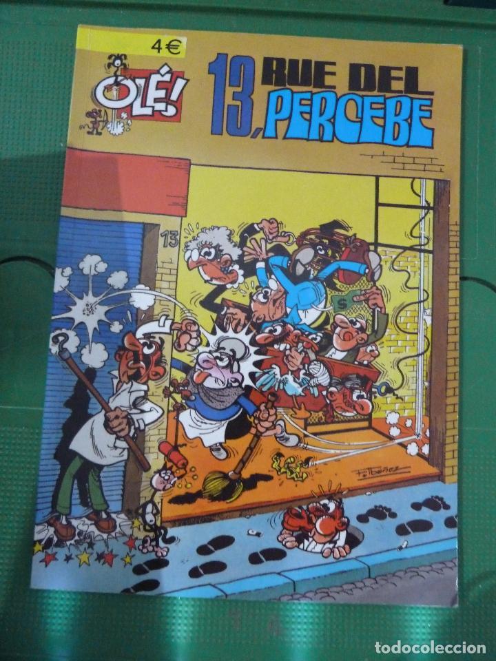 Tebeos: MORTADELO Y FILEMON COLECCION OLE EDITORIAL BRUGUERA - Foto 19 - 81896116