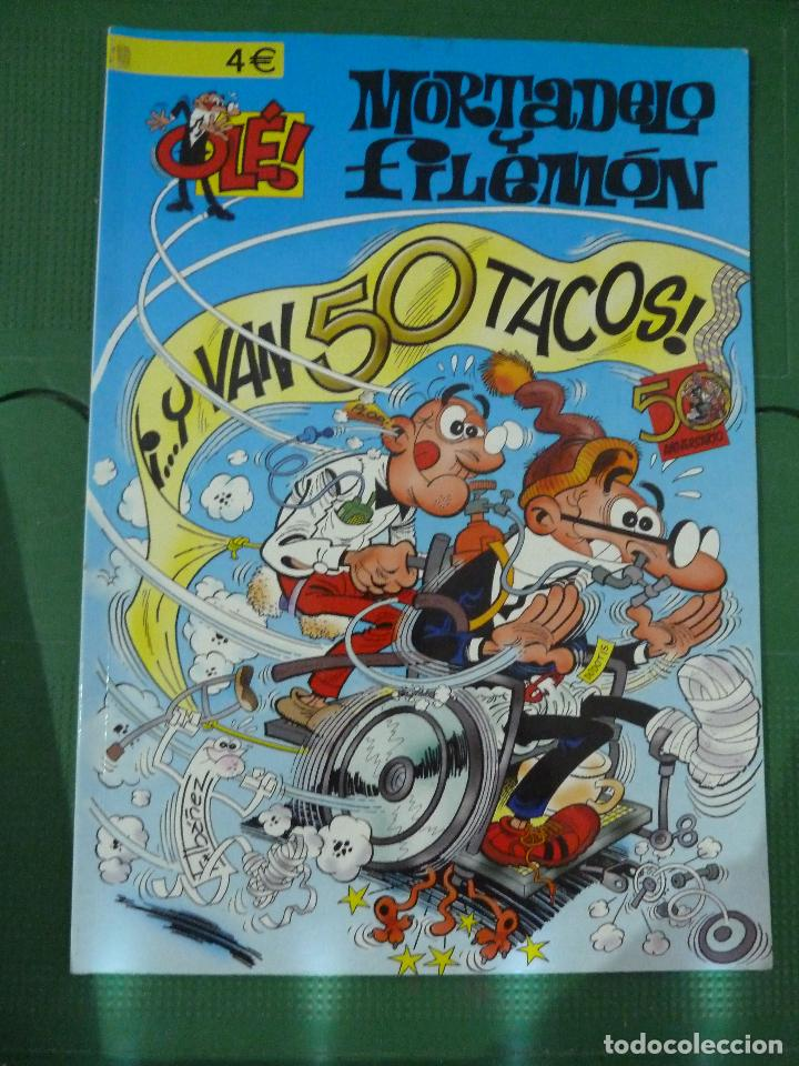 Tebeos: MORTADELO Y FILEMON COLECCION OLE EDITORIAL BRUGUERA - Foto 21 - 81896116