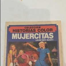 Tebeos: MUJERCITAS - COLECCION HISTORIAS COLOR -1 EDICION 1983. Lote 82869680