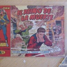 Tebeos: BRUGUERA, SERIE VENDAVAL, EL CAPITÁN INVENCIBLE Nº 1-2-8-11, COLECCIÓN DAN. Lote 83304348