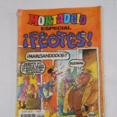 Tebeos: MORTADELO ESPECIAL FEOTES Nº 146. AÑO 1982. TDKC23. Lote 83372696