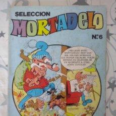 Tebeos: BRUGUERA - SELECCION MORTADELO NUM. 6. Lote 83454832