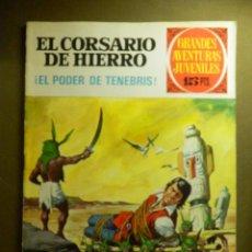 Tebeos: COMIC - EL CORSARIO DE HIERRO - EL PODER DE TENEBRIS - Nº 13 - BRUGUERA - 1972. Lote 83536008