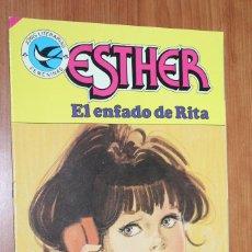 Tebeos: JOYAS LITERARIAS FEMENINAS - ESTHER EL ENFADO DE RITA Nº 106. Lote 83594468