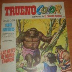 Tebeos: TRUENO COLOR Nº 271. LAS ARTES DE MUNS-TRONGH. EL CAPITÁN TRUENO. EDITORIAL BRUGUERA.. Lote 83712380