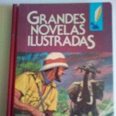 Tebeos: GRANDES NOVELAS ILUSTRADAS Nº 2 BRUGUERA AÑO 1984. Lote 83813700