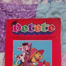 Tebeos: PETETE RETAPADO 76,77,78,79,80,81,82,83. Lote 76546763