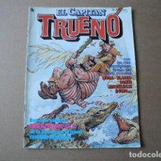 Tebeos: EL CAPITAN TRUENO. N. 7. 1986. Lote 84313952