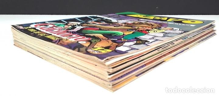 Tebeos: BRAVO. PUBLICACIÓN JUVENIL. 27 EJEMPLARES(VER DESCRIP). EDIT. BRUGERA. 1976 - Foto 8 - 84328124