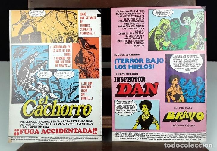 Tebeos: BRAVO. PUBLICACIÓN JUVENIL. 27 EJEMPLARES(VER DESCRIP). EDIT. BRUGERA. 1976 - Foto 9 - 84328124