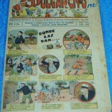 Tebeos: PULGARCITO Nº 367 - JUAN BRUGUERA, 10 CTS, 1921 BUEN ESTADO- ORIGINAL- LEER TODO. Lote 84332564