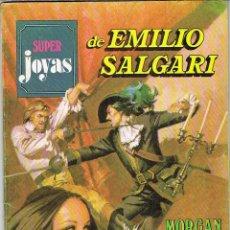 Tebeos: SUPER JOYAS NUMERO 46. EMILIO SALGARI. Lote 84423744