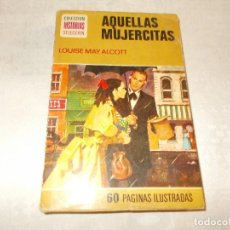 Tebeos: HISTORIAS SELECCIÓN SERIE MUJERCITAS Nº 5 . Lote 84611308