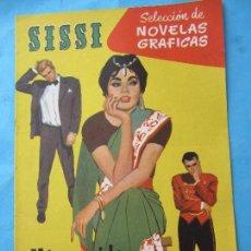 Tebeos: SISSI -SELECCION DE NOVELAS GRAFICAS-N. 49 , DETRAS HARRY BELAFONTE. Lote 84663028