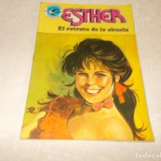 Tebeos: ESTHER Nº 100 EL RETRATO DE LA ABUELA. Lote 84769608