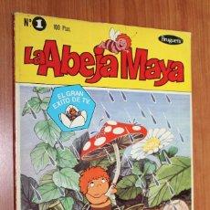 Tebeos: LA ABEJA MAYA Nº 1 EL NACIMIENTO DE MAYA - EDITORIAL BRUGUERA. Lote 84982660