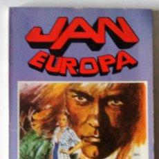 Tebeos: JAN EUROPA SELECCIÓN Nº 1 RETAPADO NºS 1-2-3-4-5 NUEVO. Lote 85080904