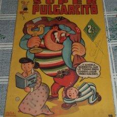 Tebeos: SUPER PULGARCTO N.º 29 BRUGUERA 1951 SUPER ROY DR. NIEBLA . Lote 85170260
