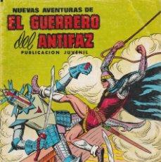 Tebeos: NUEVAS AVENTURAS DEL GUERRERO DEL ANTIFAZ Nº8. Lote 296780548