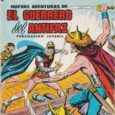 Tebeos: NUEVAS AVENTURAS DEL GUERRERO DEL ANTIFAZ Nº50. Lote 296780578