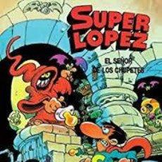 Tebeos: SUPER LOPEZ Nº 5: EL SEÑOR DE LOS CHUPETES.....EDITORIAL: S.A. EDICIONES B. Lote 85407696