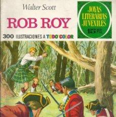Tebeos: ROB ROY Nº 11 - WALTER SCOTT A. 1974. Lote 85474776