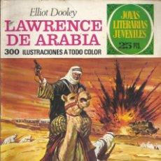Tebeos: LAWRENCE DE ARABIA Nº 44 - JOSEPH LACIER - A. 1976. Lote 85474888