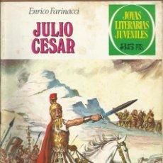 Tebeos: JULIO CESAR - ENRICO FARINACCI Nº 47 - A. 1976. Lote 85474988