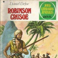 Tebeos: ROBINSON CRUSOE - DANIEL DEFOE Nº 53 - A. 1978. Lote 85475028